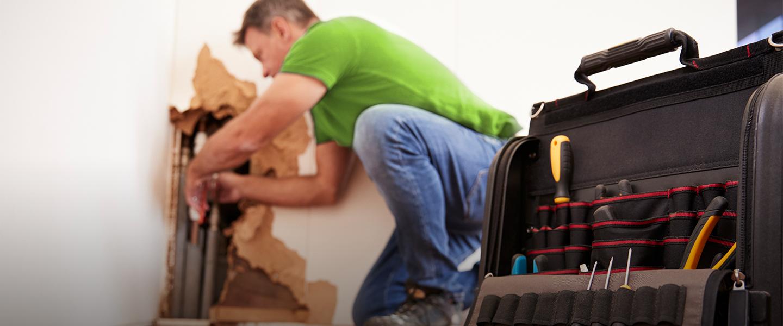 Mitigating damage & managing restoration